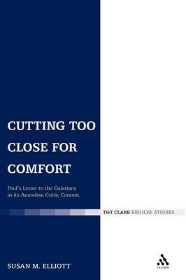 Cutting Too Close for Comfort by Susan Elliott
