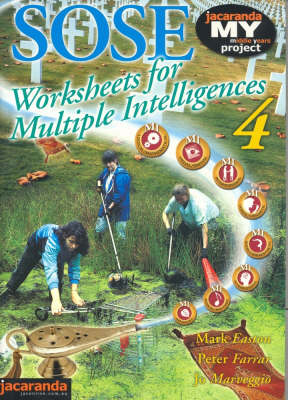 SOSE Worksheets for Multiple Intelligences 4 by Mark Easton
