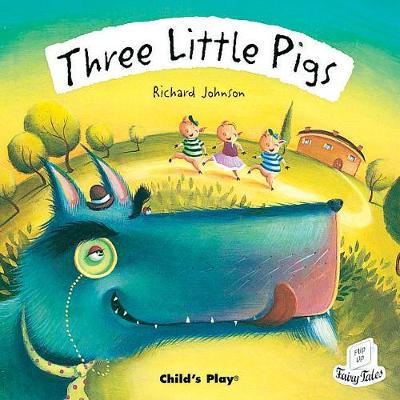 Three Little Pigs by Richard Johnson