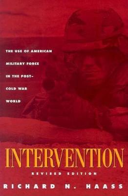 Intervention by Richard N. Haass