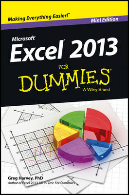 Microsoft Excel 2013 for Dummies by Greg Harvey