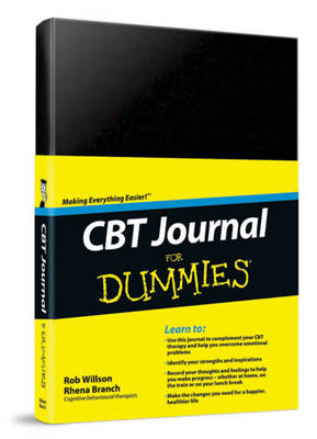 Cbt Journal for Dummies by Rob Willson