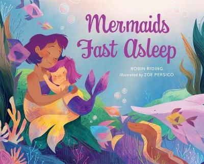 Mermaids Fast Asleep by Robin Riding