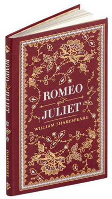 Romeo and Juliet (Barnes & Noble Pocket Size Leatherbound Classics) book