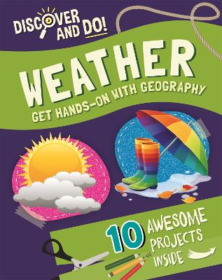 Discover and Do: Weather book