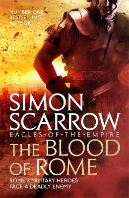 The Blood of Rome (Eagles of the Empire 17) book