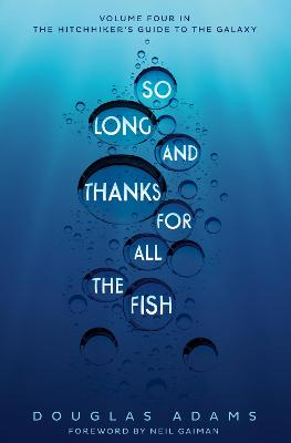 So Long, and Thanks for All the Fish book