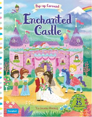 Enchanted Castle by Yu-hsuan Huang