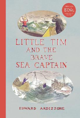 Little Tim and the Brave Sea Captain Collector's Edition by Edward Ardizzone