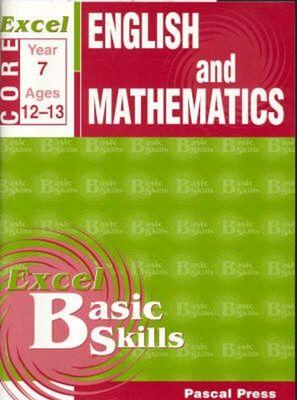 Excel English & Mathematics Core: Book 7: Book 7 book