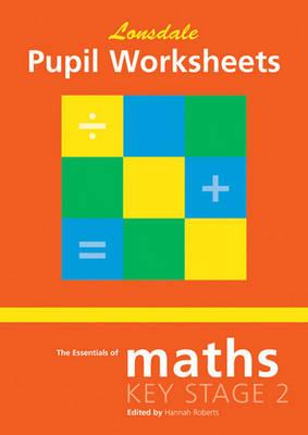 Maths Pupil Worksheets by Hannah Roberts
