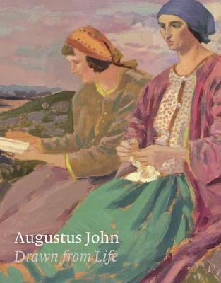 Augustus John by David Haycock