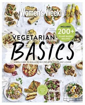 Vegetarian Basics by Australian Women's Weekly