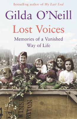 Lost Voices book