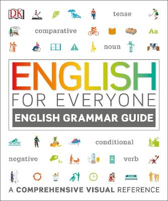 English for Everyone English Grammar Guide book