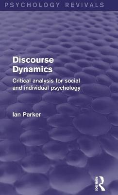 Discourse Dynamics book