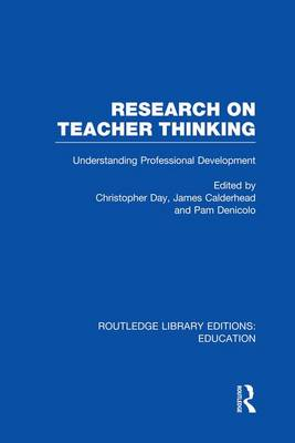 Research on Teacher Thinking by James Calderhead