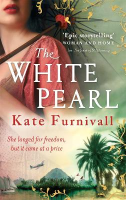 White Pearl by Kate Furnivall