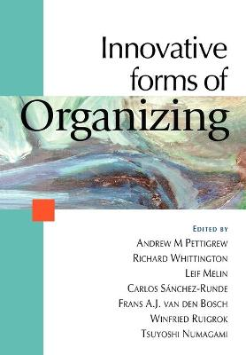 Innovative Forms of Organizing book