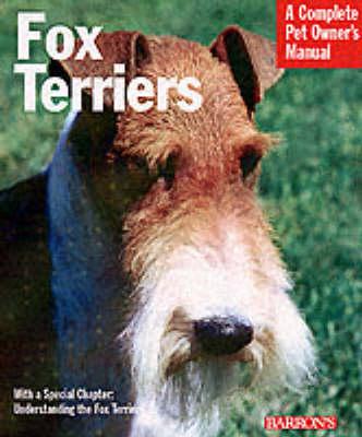 Fox Terriers by Sharon Vanderlip