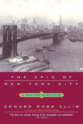 Epic of New York City book