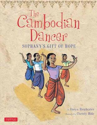 The Cambodian Dancer by Daryn Reicherter