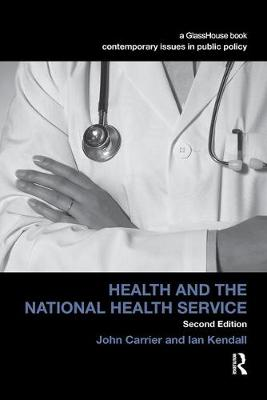 Health and the National Health Service book