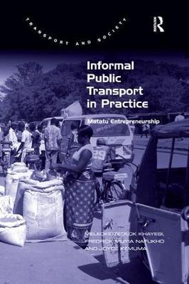 Informal Public Transport in Practice book