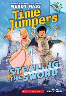 Stealing the Sword: A Branches Book (Time Jumpers #1) book