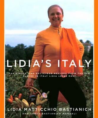 Lidia's Italy book
