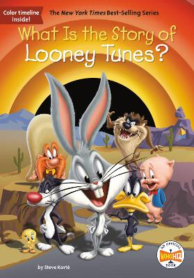 What Is the Story of Looney Tunes? book