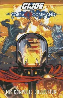 G.I. Joe Complete Cobra Command book