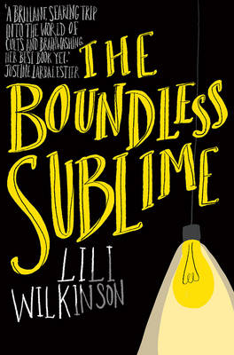 Boundless Sublime book