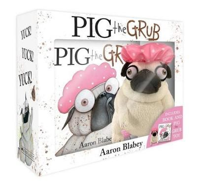 Pig the Grub Box Set with Plush by Aaron Blabey
