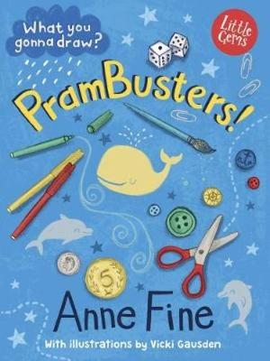 PramBusters! by Anne Fine