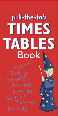 Pull the Tab: Times Tables Book by Head Vivian
