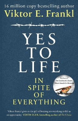 Yes To Life In Spite of Everything book