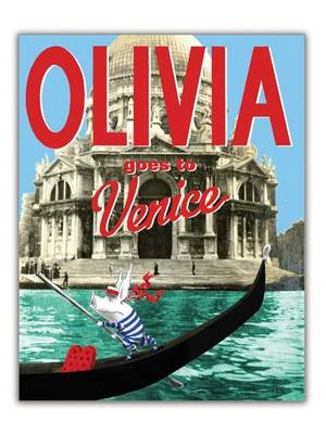 Olivia Goes to Venice book