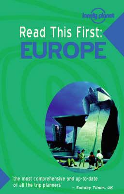 Europe by Paul Harding