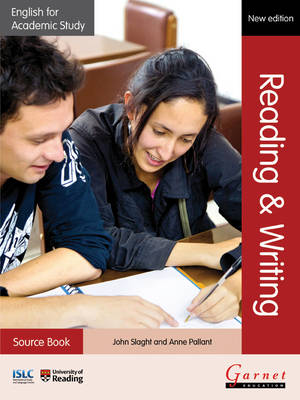 English for Academic Study: Reading & Writing Source Book - Edition 2 by