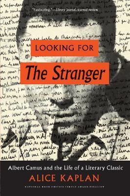 Looking for the Stranger book