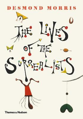 Lives of the Surrealists book