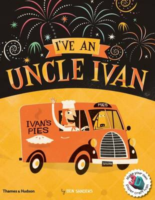 I've an Uncle Ivan by Claire Saxby
