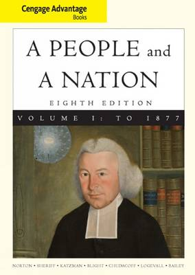 A People and a Nation: v. 1: History of the United States by David W. Blight