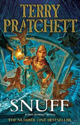 Snuff: (Discworld Novel 39) by Terry Pratchett
