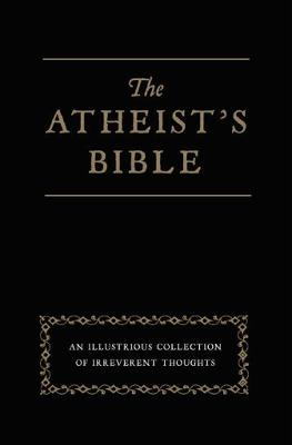 Atheist's Bible book