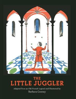 The Little Juggler by Barbara Cooney