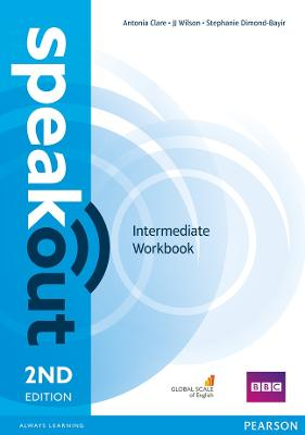Speakout Intermediate 2nd Edition Workbook without Key book
