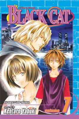 Black Cat, Vol. 7 by Kentaro Yabuki