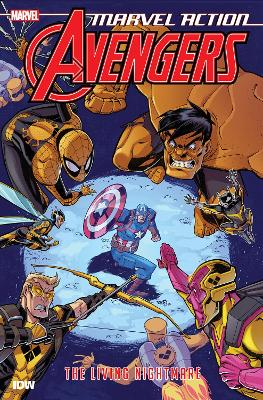 Marvel Action: Avengers: The Living Nightmare: Book Four by Matthew K. Manning